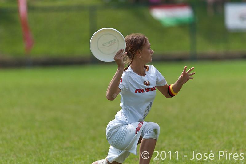 EUC2011, Maribor Slovenia.<br /> Great Britain vs Russia. Final. Mixed Division<br /> PhotoId :2011-08-06-0330