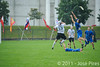 EUC2011, Maribor Slovenia.<br /> Opening Game.<br /> Slovenia vs Great Britain Mixed Division.<br /> PhotoID : 2011-07-30-0315