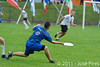 EUC2011, Maribor Slovenia.<br /> Opening Game.<br /> Slovenia vs Great Britain Mixed Division.<br /> PhotoID : 2011-07-30-0249