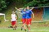 EUC2011, Maribor Slovenia.<br /> France vs Poland. Quarter-final. Mixed Division<br /> PhotoId :2011-08-04-0481