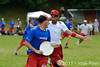 EUC2011, Maribor Slovenia.<br /> France vs Poland. Quarter-final. Mixed Division<br /> PhotoId :2011-08-04-0396