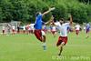 EUC2011, Maribor Slovenia.<br /> France vs Poland. Quarter-final. Mixed Division<br /> PhotoId :2011-08-04-0398
