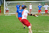 EUC2011, Maribor Slovenia.<br /> France vs Poland. Quarter-final. Mixed Division<br /> PhotoId :2011-08-04-0442