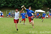 EUC2011, Maribor Slovenia.<br /> France vs Poland. Quarter-final. Mixed Division<br /> PhotoId :2011-08-04-0393