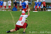 EUC2011, Maribor Slovenia.<br /> France vs Poland. Quarter-final. Mixed Division<br /> PhotoId :2011-08-04-0433