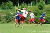EUC2011, Maribor Slovenia.<br /> France vs Poland. Quarter-final. Mixed Division<br /> PhotoId :2011-08-04-0477