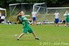 EUC2011, Maribor Slovenia.<br /> Great Britain vs Ireland. Quarter-final. Mixed Division<br /> PhotoId :2011-08-04-0198