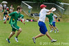 EUC2011, Maribor Slovenia.<br /> Great Britain vs Ireland. Quarter-final. Mixed Division<br /> PhotoId :2011-08-04-0233