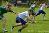 EUC2011, Maribor Slovenia.<br /> Great Britain vs Ireland. Quarter-final. Mixed Division<br /> PhotoId :2011-08-04-0253