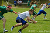 EUC2011, Maribor Slovenia.<br /> Great Britain vs Ireland. Quarter-final. Mixed Division<br /> PhotoId :2011-08-04-0253