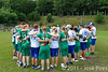 EUC2011, Maribor Slovenia.<br /> Great Britain vs Ireland. Quarter-final. Mixed Division<br /> PhotoId :2011-08-04-0258