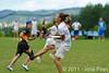 EUC2011, Maribor Slovenia.<br /> Germany vs Russia. Quarter-final. Mixed Division<br /> PhotoId :2011-08-04-0358
