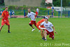 EUC2011, Maribor Slovenia.<br /> Spain vs France. Mixed Division.<br /> PhotoID : 2011-08-02-0312