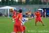 EUC2011, Maribor Slovenia.<br /> Spain vs France. Mixed Division.<br /> PhotoID : 2011-08-02-0330