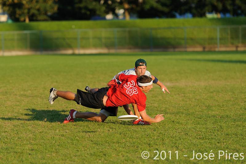 EUC2011, Maribor Slovenia.<br /> Switzerland vs Germany. 3rd Place. Open Division<br /> PhotoId :2011-08-05-0787