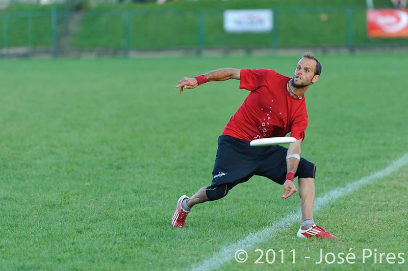EUC2011, Maribor Slovenia.<br /> Switzerland vs Germany. 3rd Place. Open Division<br /> PhotoId :2011-08-05-0881