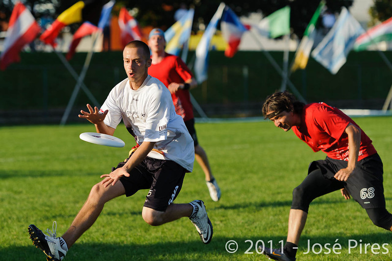 EUC2011, Maribor Slovenia.<br /> Switzerland vs Germany. 3rd Place. Open Division<br /> PhotoId :2011-08-05-0735