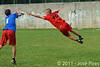 EUC2011, Maribor Slovenia.<br /> France vs Denmark. Open Division.<br /> PhotoID : 2011-08-01-0830