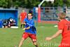 EUC2011, Maribor Slovenia.<br /> France vs Denmark. Open Division.<br /> PhotoID : 2011-08-01-0837