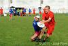 EUC2011, Maribor Slovenia.<br /> France vs Denmark. Open Division.<br /> PhotoID : 2011-08-01-0845