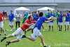 EUC2011, Maribor Slovenia.<br /> Italy vs Belgium. Open Division.<br /> PhotoID : 2011-08-01-0121
