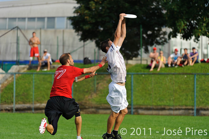 EUC2011, Maribor Slovenia.<br /> Switzerland vs Finland. Open Division.<br /> PhotoID : 2011-08-01-1070
