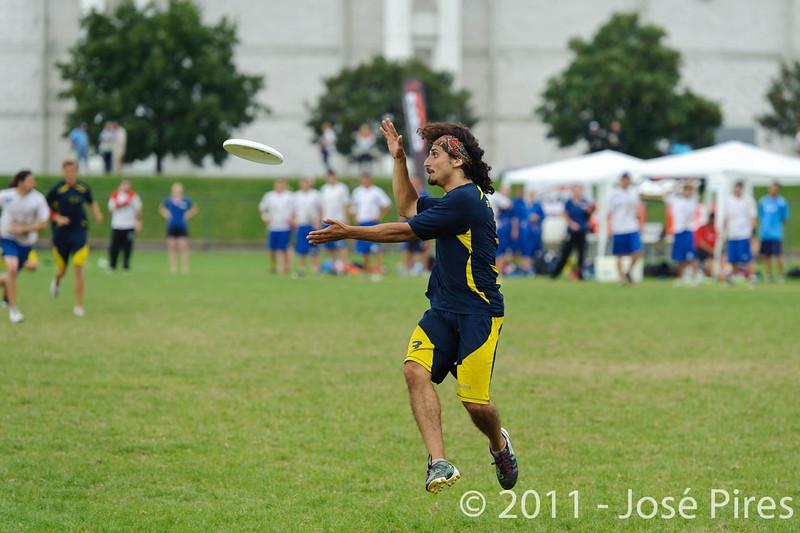 EUC2011, Maribor Slovenia.<br /> Sweden vs Great Britain. Final. Open Division<br /> PhotoId :2011-08-06-1634