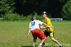 EUC2011, Maribor Slovenia.<br /> France vs Sweden. Open Division<br /> PhotoId :2011-08-03-0600