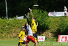 EUC2011, Maribor Slovenia.<br /> France vs Sweden. Open Division<br /> PhotoId :2011-08-03-0578