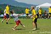 EUC2011, Maribor Slovenia.<br /> France vs Sweden. Open Division<br /> PhotoId :2011-08-03-0592