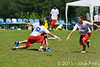 EUC2011, Maribor Slovenia.<br /> France vs Sweden. Open Division<br /> PhotoId :2011-08-03-0607