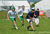 EUC2011, Maribor Slovenia.<br /> Ireland vs Finland. Open Division<br /> PhotoId :2011-08-03-0068