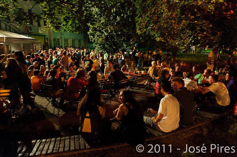 EUC2011, Maribor Slovenia.<br /> Friday Night Party.<br /> PhotoId : 2011-08-06-0946