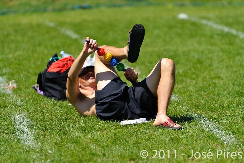 EUC2011, Maribor Slovenia.<br /> Sidelines.<br /> PhotoId : 2011-08-05-0143
