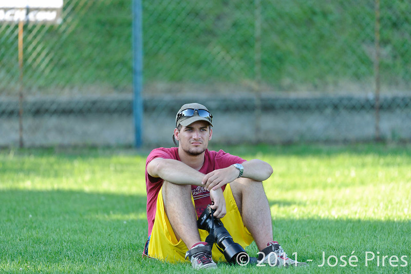 EUC2011, Maribor Slovenia.<br /> Sidelines.<br /> PhotoId : 2011-08-02-1142