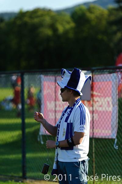 EUC2011, Maribor Slovenia.<br /> Sidelines.<br /> PhotoId : 2011-08-02-1036