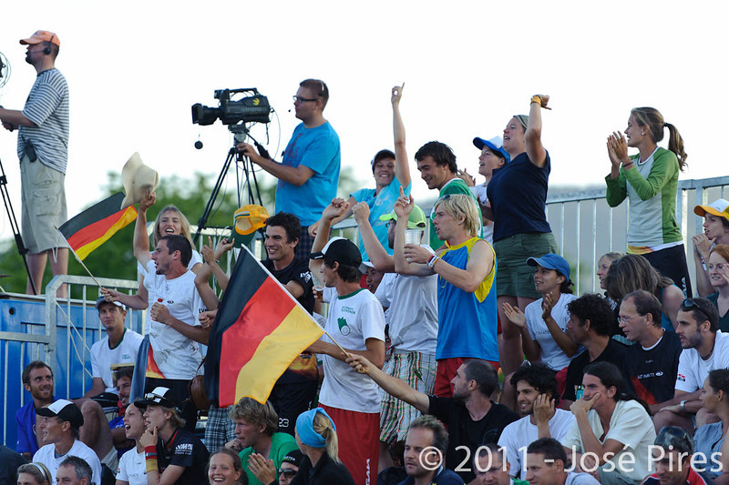 EUC2011, Maribor Slovenia.<br /> Sidelines.<br /> PhotoId : 2011-08-05-0842