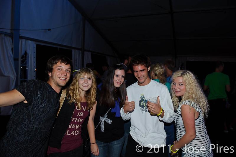 EUC2011, Maribor Slovenia.<br /> Tuesday Night Party.<br /> PhotoId : 2011-08-02-1308