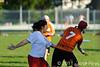 EUC2011, Maribor Slovenia.<br /> Netherlands vs France. 11th place. Women Division<br /> PhotoId :2011-08-05-0569