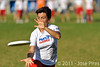 EUC2011, Maribor Slovenia.<br /> Netherlands vs France. 11th place. Women Division<br /> PhotoId :2011-08-05-0518