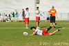 EUC2011, Maribor Slovenia.<br /> Netherlands vs France. 11th place. Women Division<br /> PhotoId :2011-08-05-0546