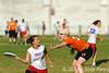EUC2011, Maribor Slovenia.<br /> Netherlands vs France. 11th place. Women Division<br /> PhotoId :2011-08-05-0539