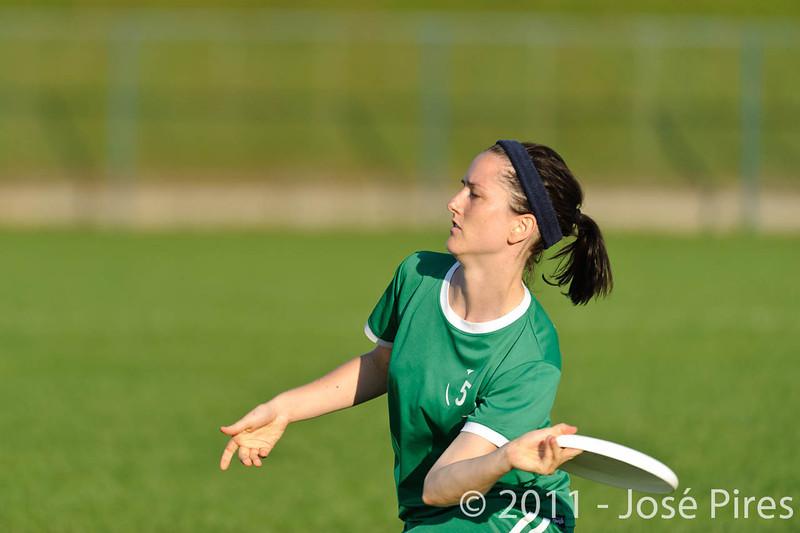 EUC2011, Maribor Slovenia.<br /> Italy vs Ireland. Women Division.<br /> PhotoID : 2011-07-31-1037