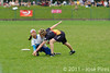 EUC2011, Maribor Slovenia.<br /> Germany vs Great Britain. Final. Women Division<br /> PhotoId :2011-08-06-0771