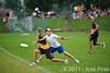EUC2011, Maribor Slovenia.<br /> Germany vs Great Britain. Final. Women Division<br /> PhotoId :2011-08-06-0980