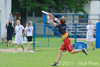 EUC2011, Maribor Slovenia.<br /> Denmark vs Germany. Women Division.<br /> PhotoID : 2011-08-02-0083