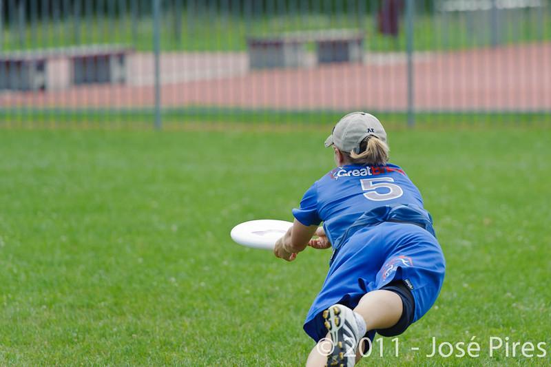 EUC2011, Maribor Slovenia.<br /> Great Britain vs Germany. Women Division<br /> PhotoId :2011-08-03-0396