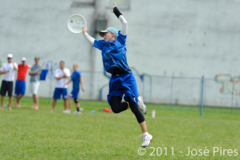 EUC2011, Maribor Slovenia.<br /> Great Britain vs Germany. Women Division<br /> PhotoId :2011-08-03-0483