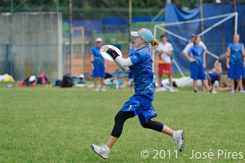 EUC2011, Maribor Slovenia.<br /> Great Britain vs Germany. Women Division<br /> PhotoId :2011-08-03-0378