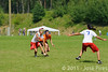 EUC2011, Maribor Slovenia.<br /> Netherlands vs France. Women Division<br /> PhotoId :2011-08-03-0675
